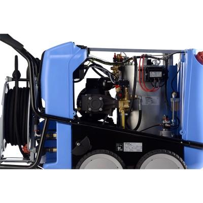 Kränzle Hochdruckreiniger therm-RP 1200 mit Automatik-Schlauchtrommel