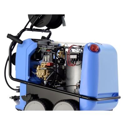 Kränzle Hochdruckreiniger therm 635-1 mit Schlauchtrommel