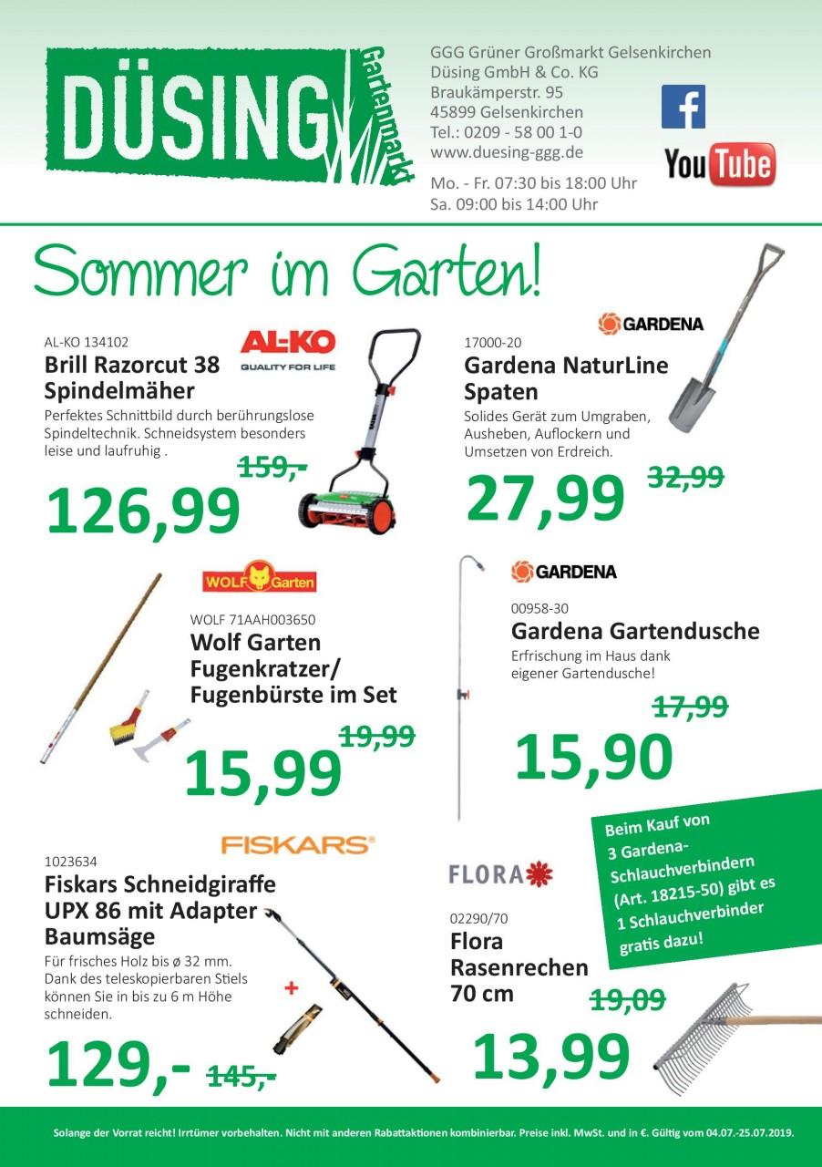 efe14cdec6 Mit unseren aktuellen Angeboten machen Sie Ihren Garten fit für den Sommer!