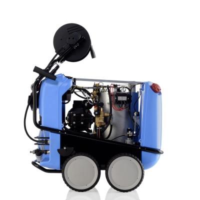 Kränzle Hochdruckreiniger therm-RP 1000 mit Schlauchtrommel
