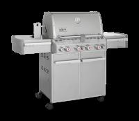 Weber® Summit E-470 GBS Edelstahl