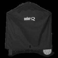 Weber Premium-Abdeckhaube Für die Q-2000-Serie mit Rollwagen und die Q-3000-Serie