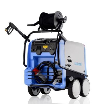 Kränzle Hochdruckreiniger e-therm 500 M 24 mit Schlauchtrommel